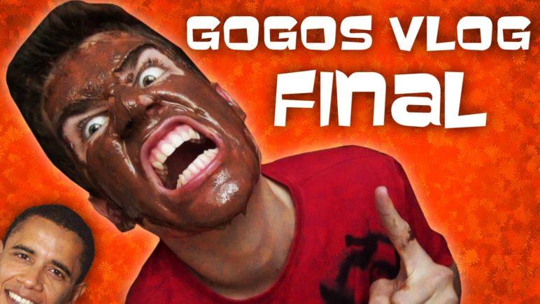 GoGo's Vlog Number.Final [Slovensky] - Make-Up Tutorial !
