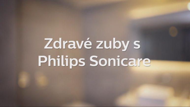 Jak funguje sonická technologie u kartáčku Philips Sonicare?