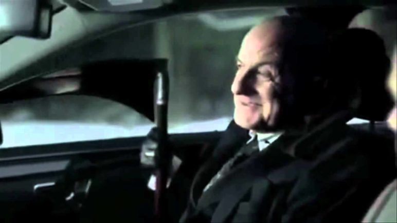 "Mercedes-Benz ""Sorry"" Commercial with Grim Reaper"